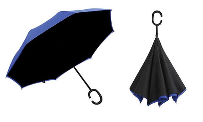 2 מטריה הפוכה