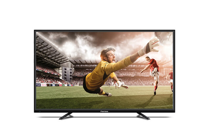 4 טלוויזיה 4K SMART Peerless, מסך 55 אינץ'