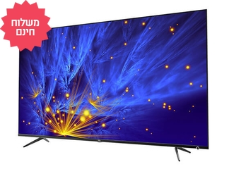 """טלוויזיה """"65 TCL 4K"""