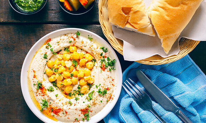 5 מסעדת אבו זאקי, בן יהודה