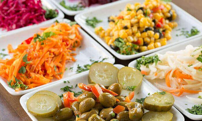 3 מסעדת אבו זאקי, בן יהודה
