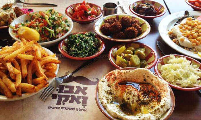 9 מסעדת אבו זאקי, בן יהודה