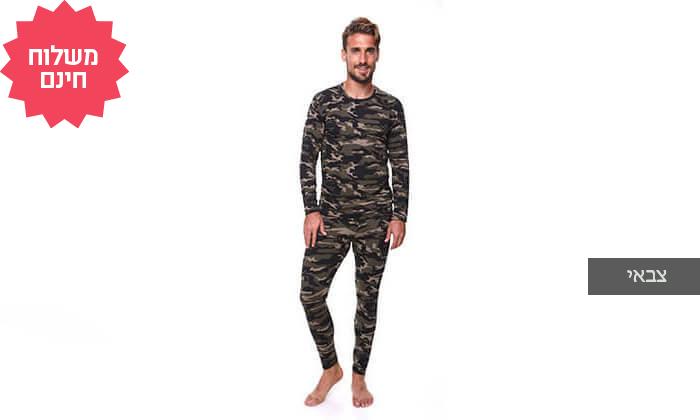 5 חליפה תרמית לנשים וגברים