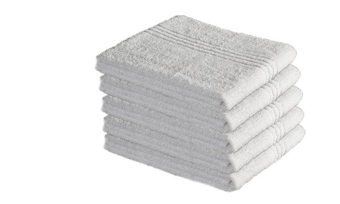 3 סט 5 מגבות אמבטיה ערד טקסטיל, משלוח חינם