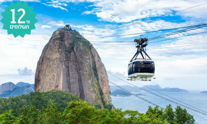 4 10 ימים של שכרון חושים בדרום אמריקה - ברזיל וארגנטינה