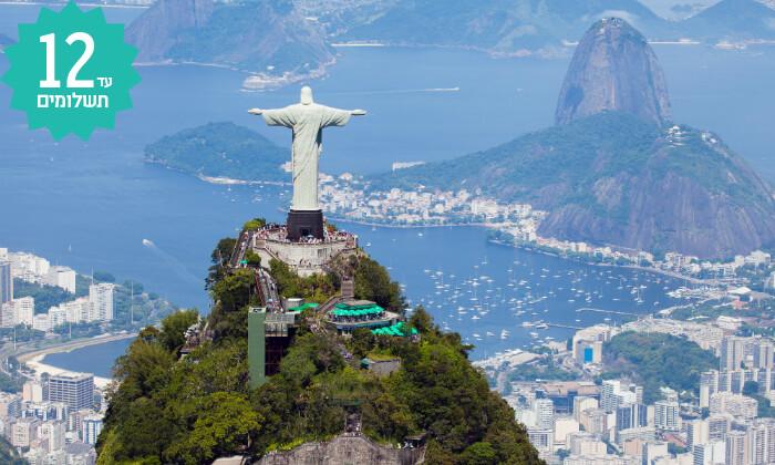2 10 ימים של שכרון חושים בדרום אמריקה - ברזיל וארגנטינה