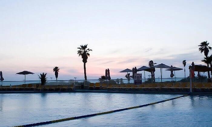 6 יום כיף זוגי באמרלד ספא, מלון דן פנורמה תל אביב