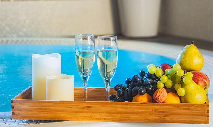 8 יום כיף זוגי באמרלד ספא, מלון דן פנורמה תל אביב