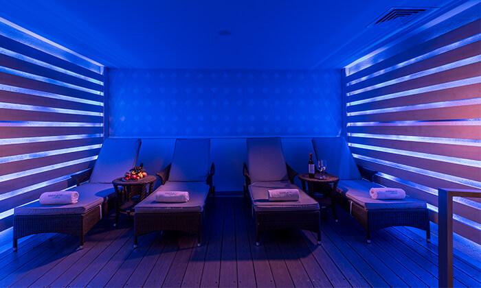 9 יום כיף זוגי באמרלד ספא, מלון דן פנורמה תל אביב