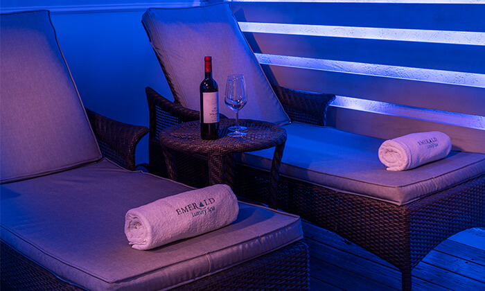 10 יום כיף זוגי באמרלד ספא, מלון דן פנורמה תל אביב