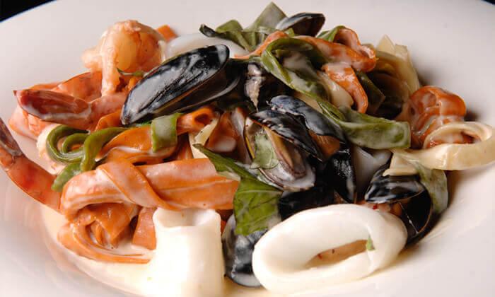 7 ארוחה זוגית בדרבי בר דגים, מרינה הרצליה