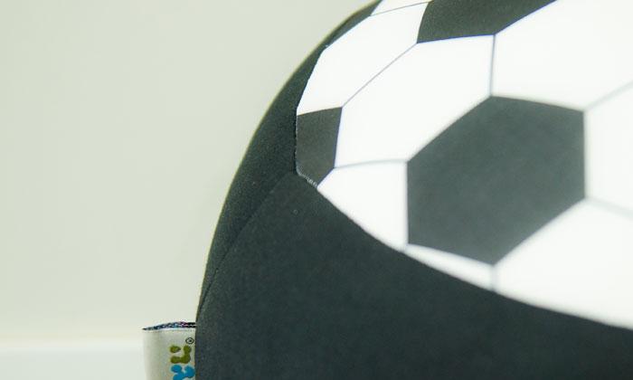 6 פופי מיני כדורגל של מילגה