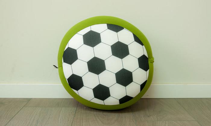 3 פופי מיני כדורגל של מילגה