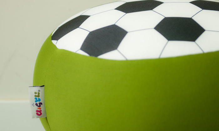 4 פופי מיני כדורגל של מילגה