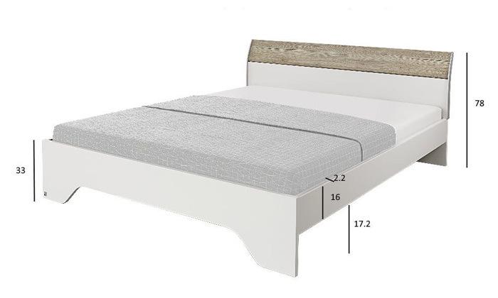 8 שמרת הזורע: חדר שינה זוגי