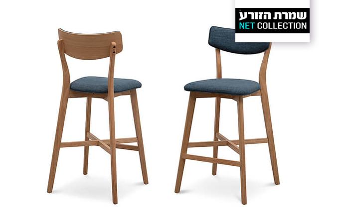 2 שמרת הזורע: כיסא בר מרופד