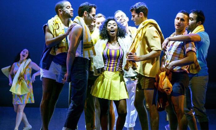 6 כרטיס למחזמר 'מיקה שלי', תיאטרון הבימה