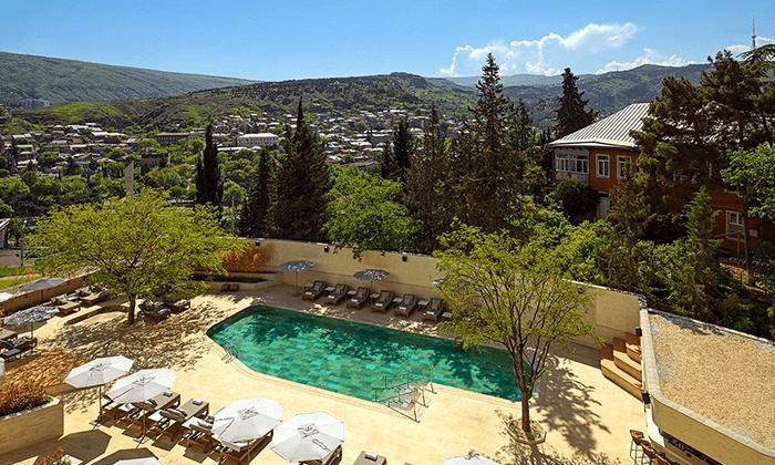 3 חופשה בטביליסי - מלון Sheraton