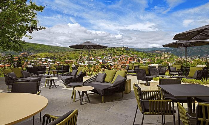 4 חופשה בטביליסי - מלון Sheraton