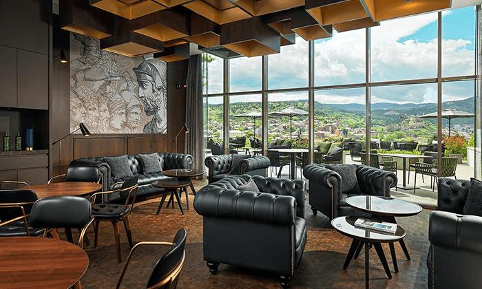 6 חופשה בטביליסי - מלון Sheraton