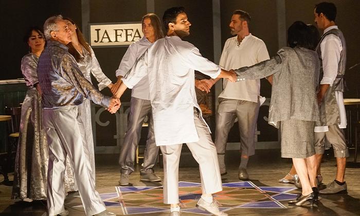 2 כרטיס למופע 'הערב רוקדים', תיאטרון יפו