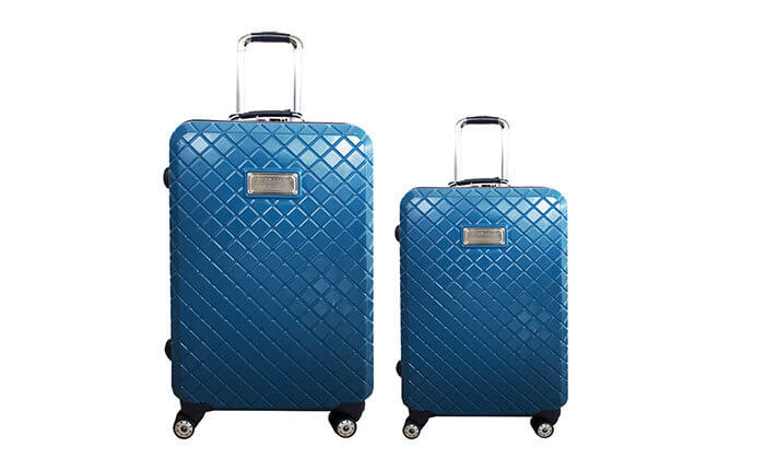 2 סט שתי מזוודות TOMMY HILFIGER
