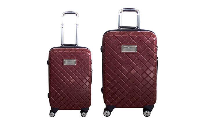 3 סט שתי מזוודות TOMMY HILFIGER