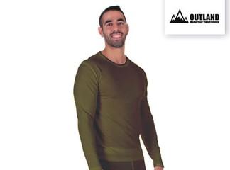 זוג חולצות תרמיות לגבר