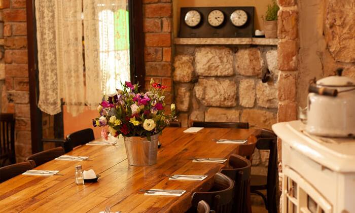 13 מסעדת מקום בלב, רעננה