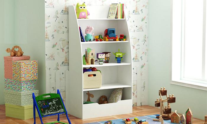 2 יחידת אחסון לחדר ילדים