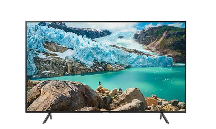 3 טלוויזיה חכמה SAMSUNG, מסך 50 אינץ' 4K
