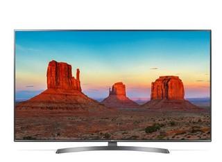 """טלוויזיה חכמה """"75 4K LG"""