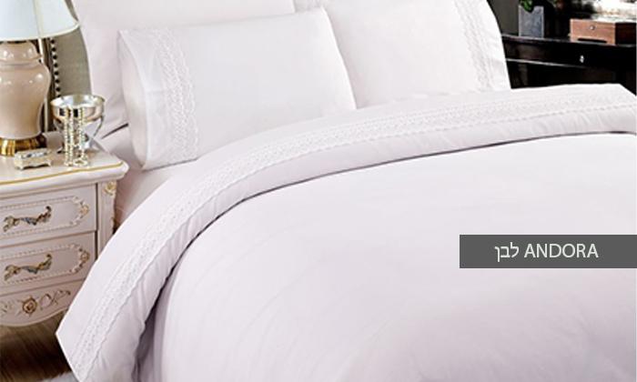8 סט מצעים למיטת יחיד או למיטה זוגית
