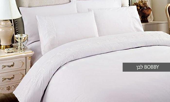12 סט מצעים למיטת יחיד או למיטה זוגית