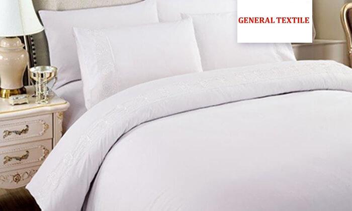 2 סט מצעים למיטת יחיד או למיטה זוגית