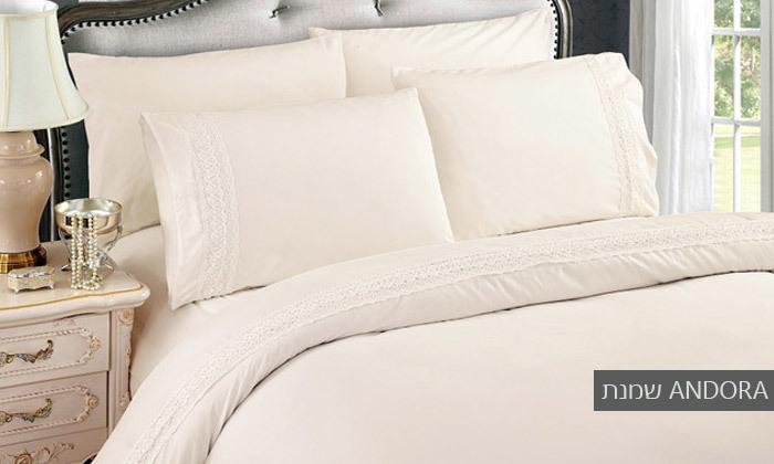 5 סט מצעים למיטת יחיד או למיטה זוגית
