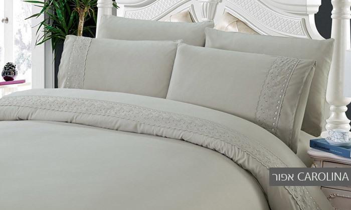 9 סט מצעים למיטת יחיד או למיטה זוגית