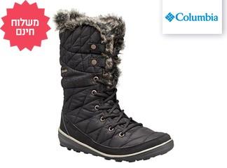 מגפיים לנשים Columbia