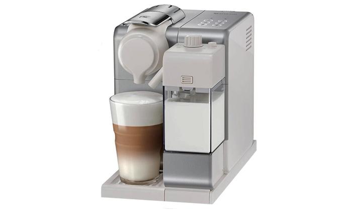 2 מכונת אספרסו Nespresso Lattissima, משלוח חינם