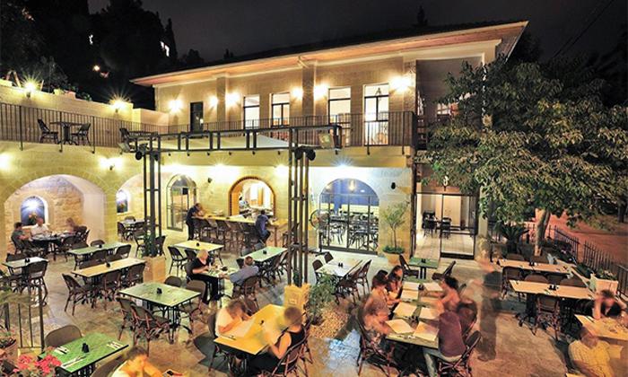 8 מסעדת פונדק עין כרם, ירושלים
