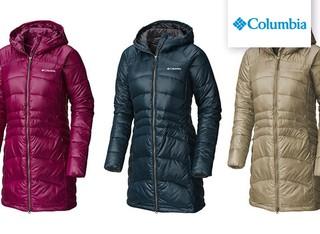 מעיל ארוך לנשים Columbia