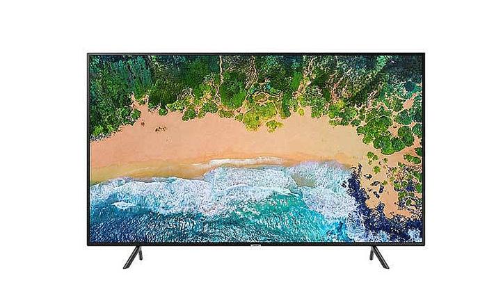 3 טלוויזיה חכמה 4K SAMSUNG, מסך 43 אינץ'
