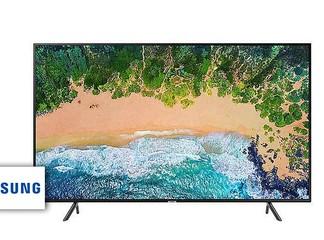 """טלוויזיה חכמה """"43 4K SAMSUNG"""