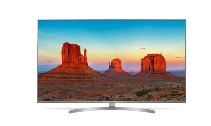 3 טלוויזיה חכמה LG, מסך 55 אינץ'
