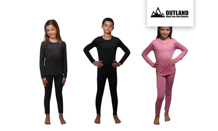 2 חליפה תרמית לילדים, משלוח חינם