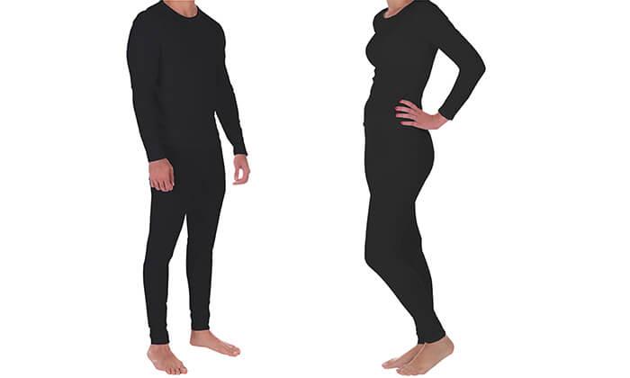 4 חליפה תרמית למבוגרים, משלוח חינם