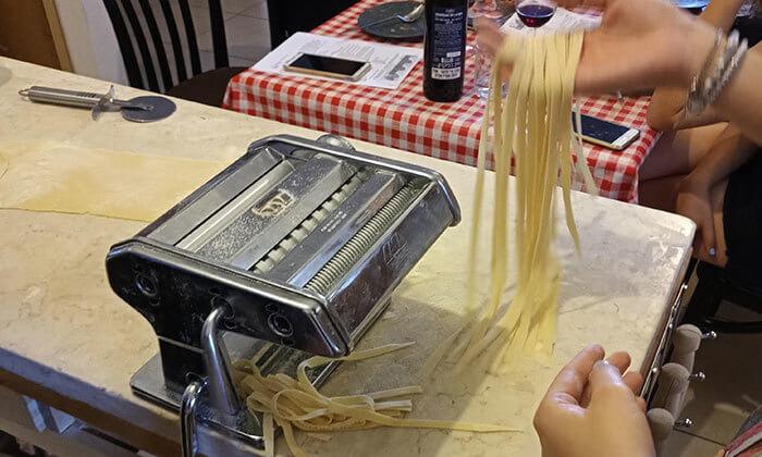 4 סדנת 'ארוחה איטלקית מלאה' של השף ג'אקומו, הוד השרון