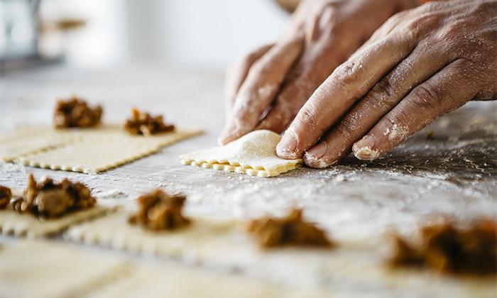 2 סדנת 'ארוחה איטלקית מלאה' של השף ג'אקומו, הוד השרון