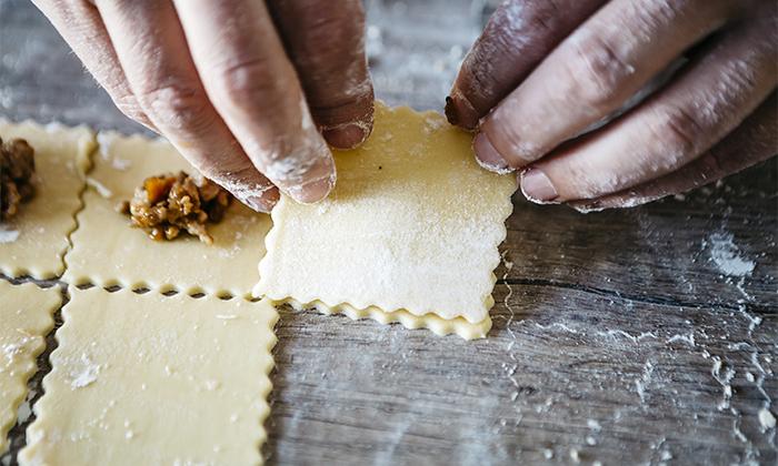 13 סדנת 'ארוחה איטלקית מלאה' של השף ג'אקומו, הוד השרון