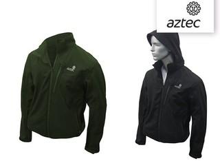 מעיל סופטשל לגברים AZTEC
